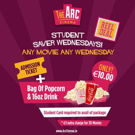 StudentWednesdays